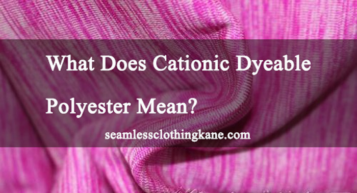 cationic dyeble polyester fabric